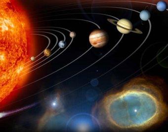 Парад планет 2012